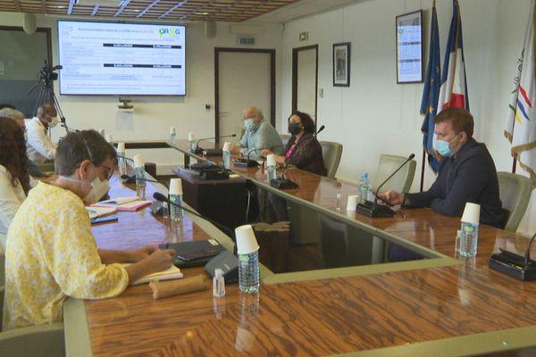Comité scientifique du 3 mai