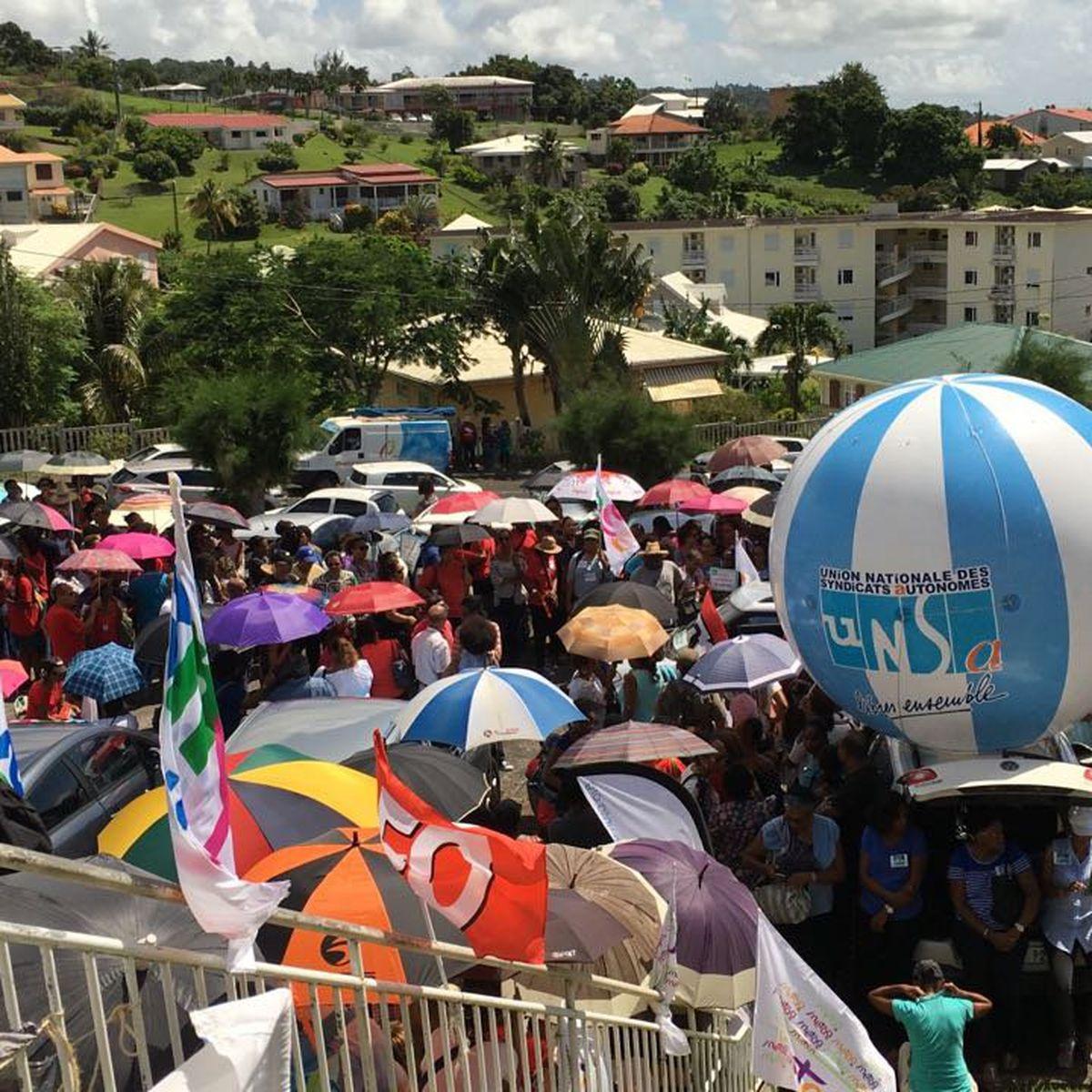 Entre motion de défiance et mise au point, rien ne va plus dans l'Académie Martinique