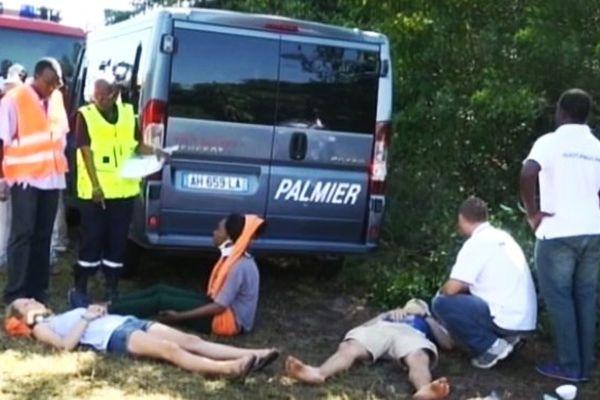 Accident-Guyane