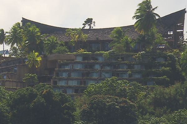 Tahara'a hôtel