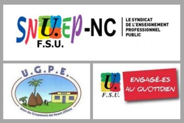 """Les organisations syndicales , enseignant et parents d'élèves"""""""