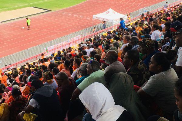Football : finale de la coupe de Calédonie, 31 octobre 2020