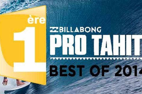 Best of Billabong Pro Tahiti 2014