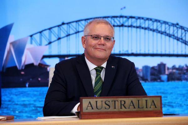 Scott Morrisson Australie