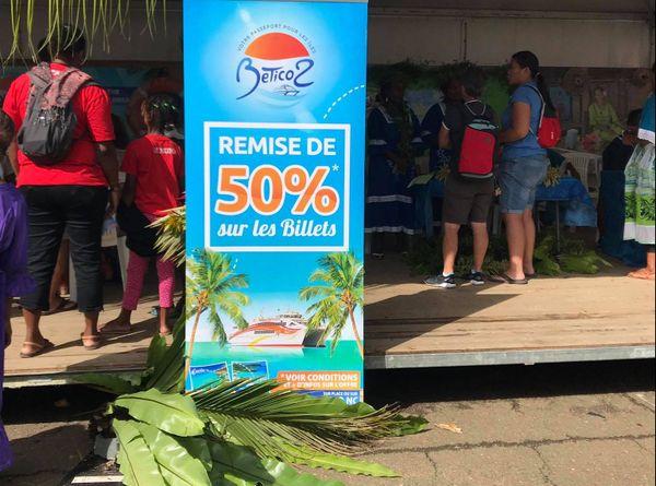 Premier salon Idîles pour le tourisme aux Loyauté, Nouméa, 29 août 2020, Betico