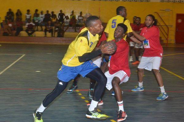 Handballeurs de Guyane