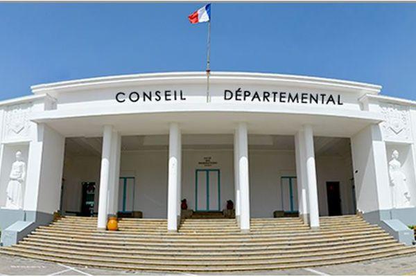 Conseil départemental de la Guadeloupe