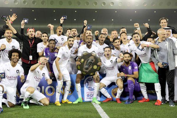 Al-Sadd a remporté son quatorzième titre national en 2018-2019 en inscrivant 100 buts en 22 matchs.