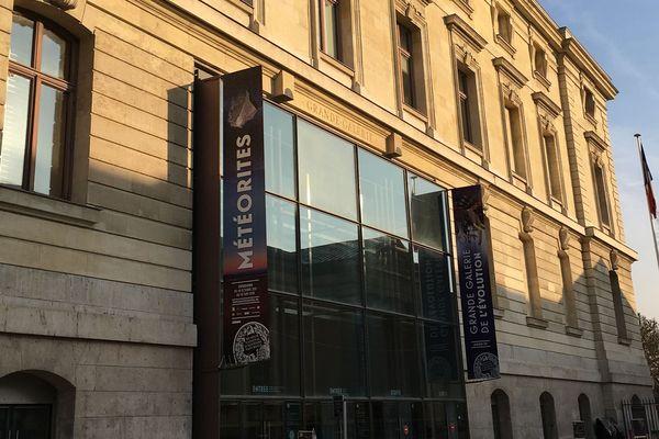 Muséuml national d'Histoire naturelle