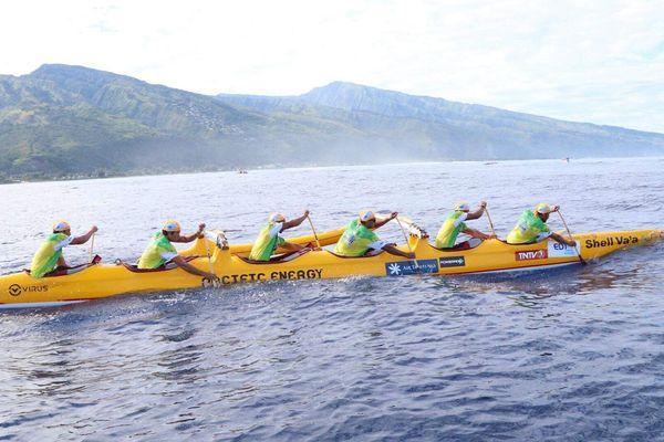 Shell Va'a - Tahiti Nui Va'a
