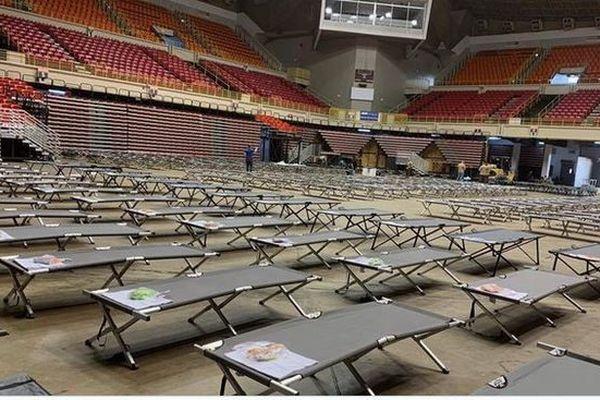 Puerto Rico abris d'urgence
