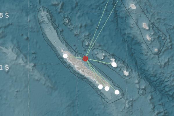 Un séisme d'une magnitude 4 ressenti à Poindimié