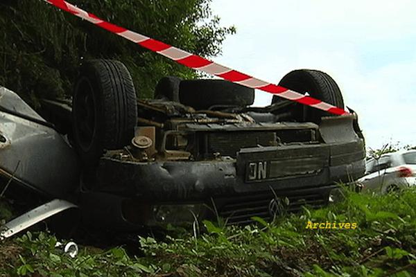 Accident mortel de la circulation à Koumac