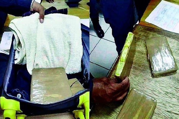 Affaire du trafic de 73,7 kg d'or à Madagascar 7 janvier 2021