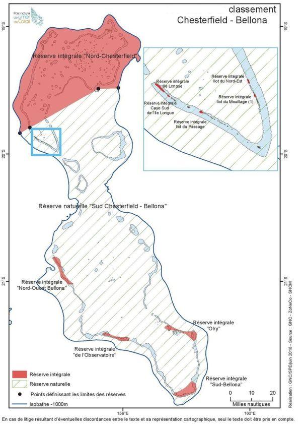 Carte chesterfield et bellona