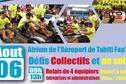 Tahiti Rowing Tour : une compétition sur des rameurs