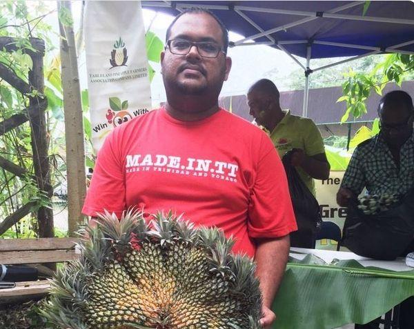 Trinidad et Tobago Omardath Maharaj scientifique agricole