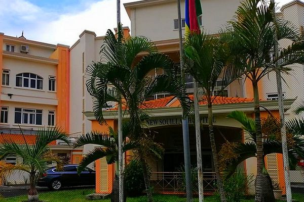 l'hôpital de Souillac, à Maurice, est un cluster avril 2021