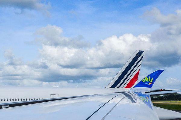 Air France et Air Caraïbes 2