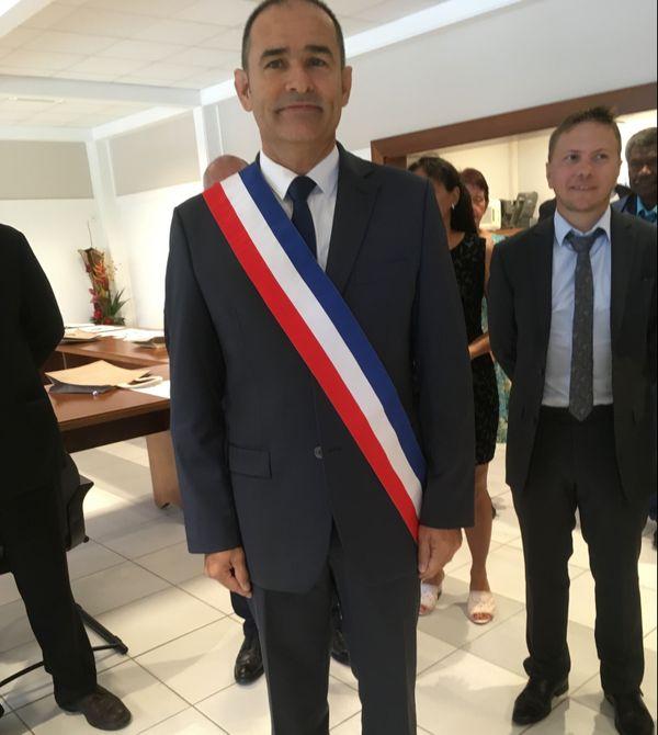 Pascal Vittori maire de Boulouparis