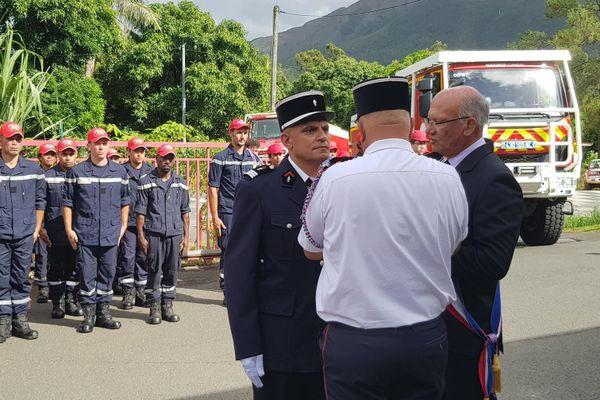 Pompiers Mont-Dore