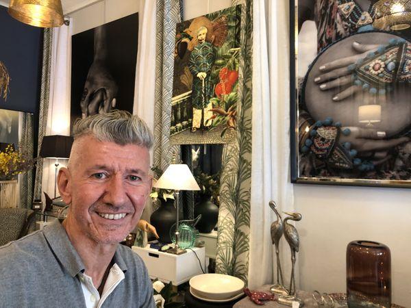 Eric Morarin, Andemic Art Gallery
