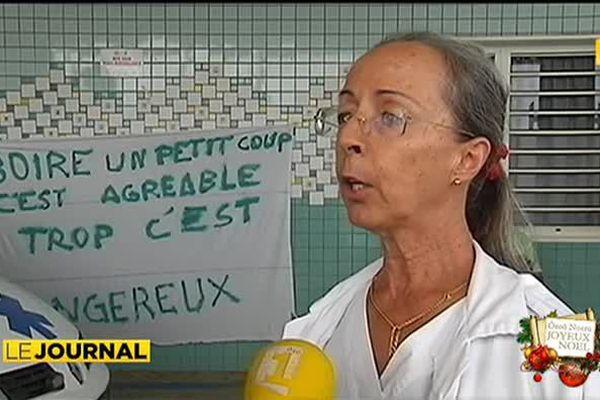 L'hôpital de Nouméa mobilisé contre les conduites à risque