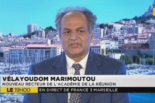 20160304 Itw Recteur Valayoudom Marimoutou