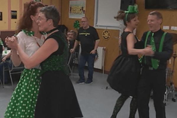 A Saint-Pierre, le club de l'Amitié fête la Saint-Patrick
