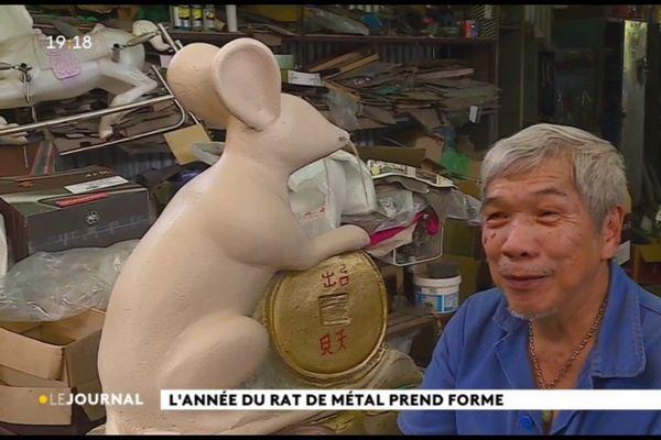 Le Nouvel an chinois annulé à Paris — Coronavirus