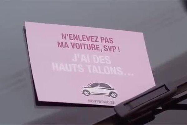 Renault supprime une pub trop sexiste