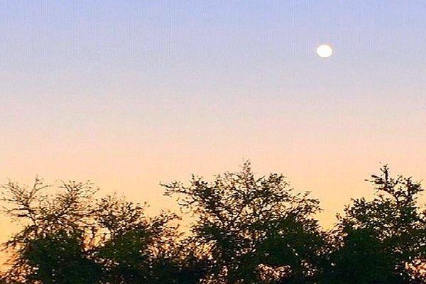 Pleine lune octobre 2018