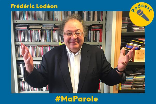 Frédéric Lodéon #MaParole