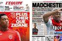 Le transfert record du Martiniquais Anthony Martial à Manchester United fait le buzz