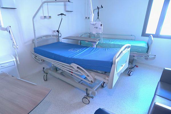 lits hôtpital