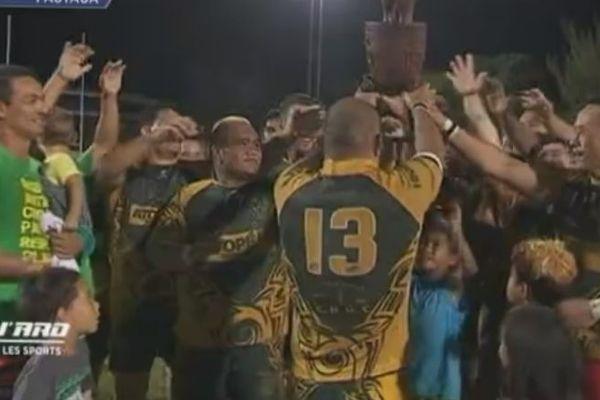 Rugby : Faa'a réalise le doublé coupe – championnat