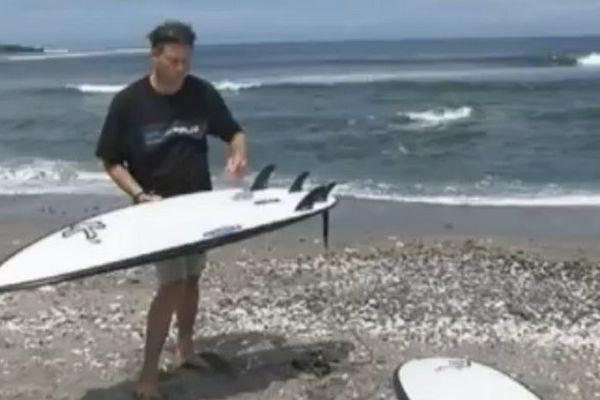 Dave Smith - inventeur du Surfsafe