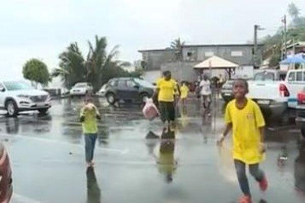 Les actions de lutte contre les déchets continue à Sada