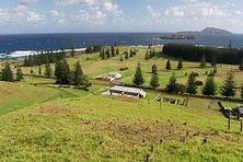 Norfolk compte environ 1800 habitants. Cette une île australienne située à environ 1600 km au nord-est de Sydney, entre la Nouvelle-Calédonie et la Nouvelle-Zélande.