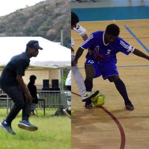 Dès son plus jeune âge, Emmanuel fait beaucoup de sport surtout du foot et du hip-hop