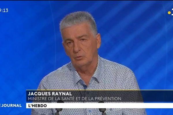 «La couverture vaccinale en Polynésie avoisine 96% »