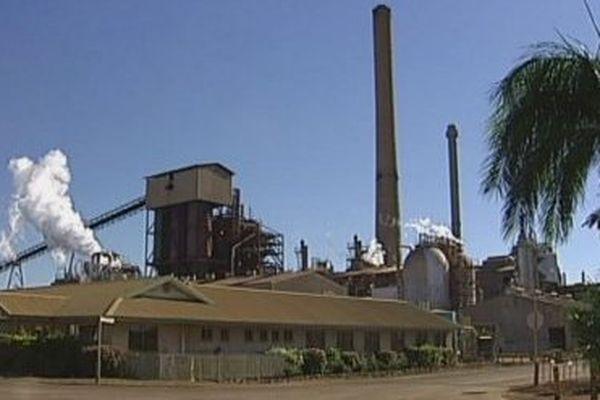 La raffinerie de nickel de Yabulu - Australie