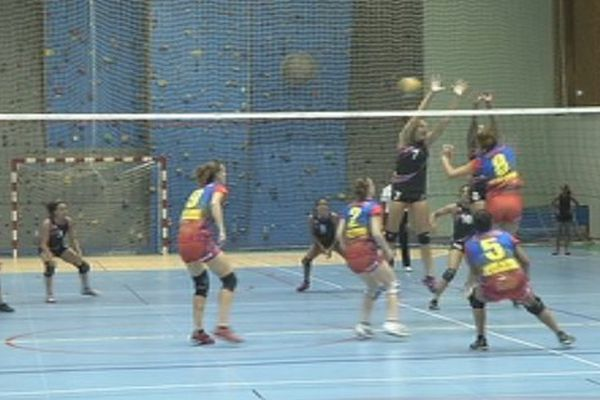 Finale aller Volley féminin