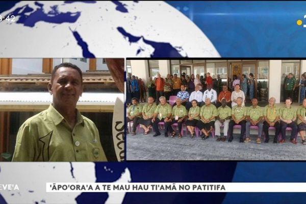 Ouverture du 50e Forum du Pacifique à Tuvalu