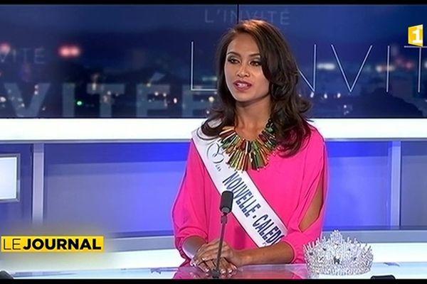 Miss Calédonie, le cœur entre deux îles