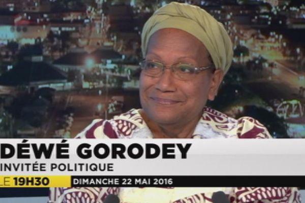 L'invitée politique : Déwé Gorodey