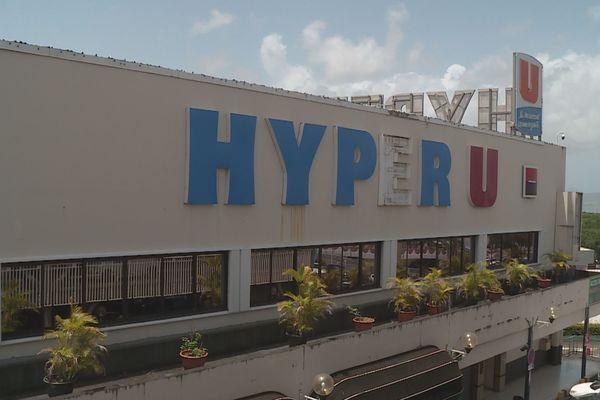 Hyper marché