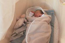 Abel, le premier bébé de l'année à Saint-Pierre et Miquelon, est né le 29 janvier 2021