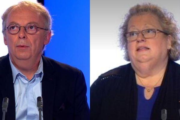 Yannick Cambray vs. Karine Claireaux