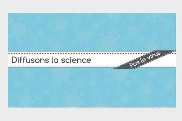 """Illustration du projet """"Diffusons la science"""" porté par le CN"""